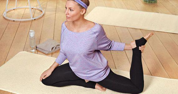 Çeşitli Yoga Kıyafetleri