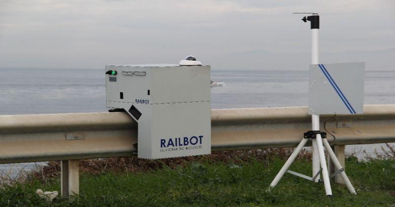 Trafik ihlali yapanlar robota yakalanacak