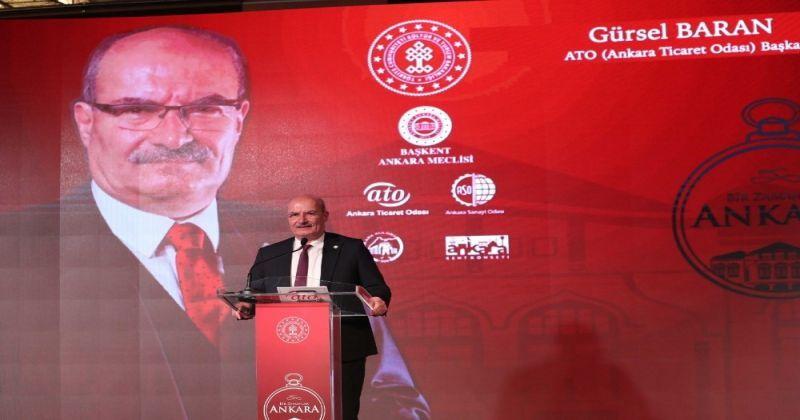 """""""Bir Zamanlar Ankara Sözlü Tarih Çalışması"""" belgeselinin galası yapıldı"""