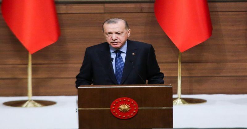 Cumhurbaşkanı Erdoğan: ABD ve Çin'den sonra COVİD-19 konusunda en çok aşı projesi yürüten üçüncü ülke durumundayız