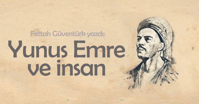 Yunus Emre and Human