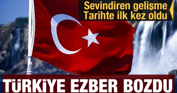 Türkiye ezber bozdu: Turizm tarihinde bir ilk!