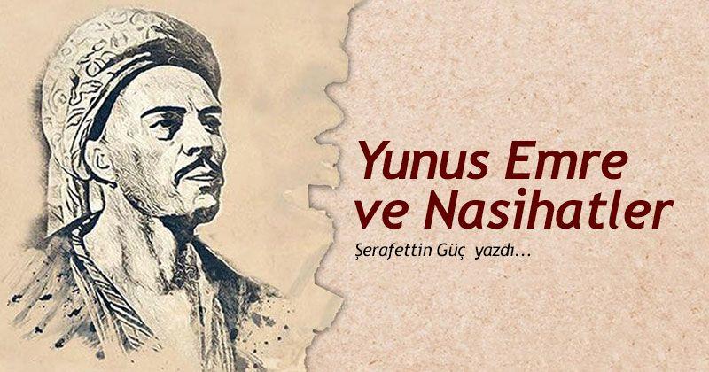 Yunus Emre and Advice