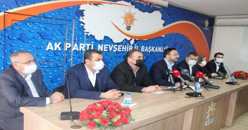 """AK Parti; """"Nevşehir Belediye Başkanı Arı, sağlık sorunları nedeniyle istifa etmiştir"""""""