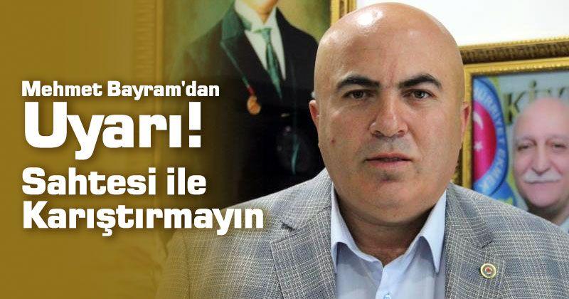 Fake seed and fertilizer warning from Bayram