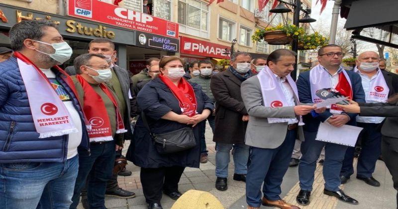 İnce'nin partisine geçmek için CHP'den istifa edenler: Çok yakında çığ gibi büyüyeceğiz