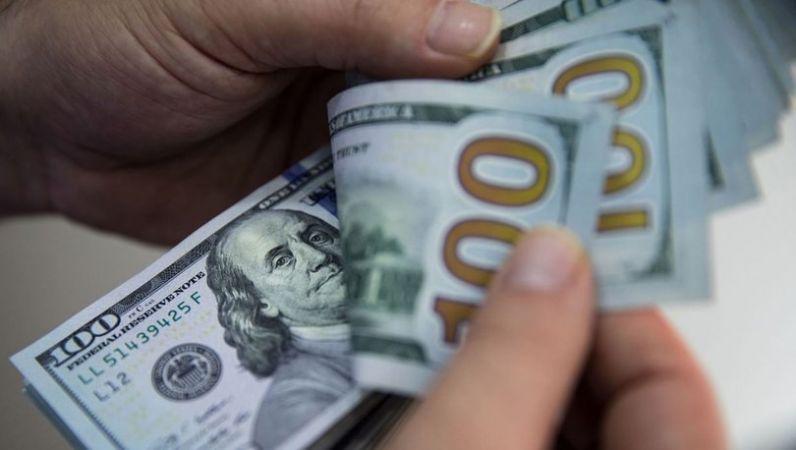 Dollar decline accelerated