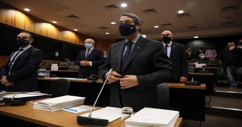 "Rum lider Anastasiadis ""altın pasaport"" skandalıyla ilgili ifade veriyor"