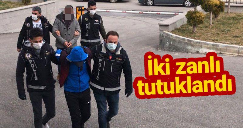 Karaman'da uyuşturucudan 2 kişi daha yakalandı
