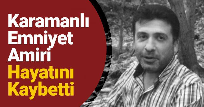 Halil Atmaca hayatını kaybetti