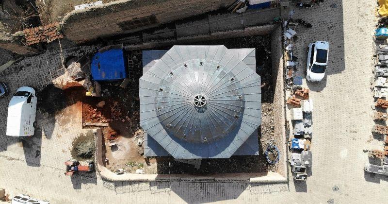 Anadolu'nun ilk umumi helası turizme kazandırılacak