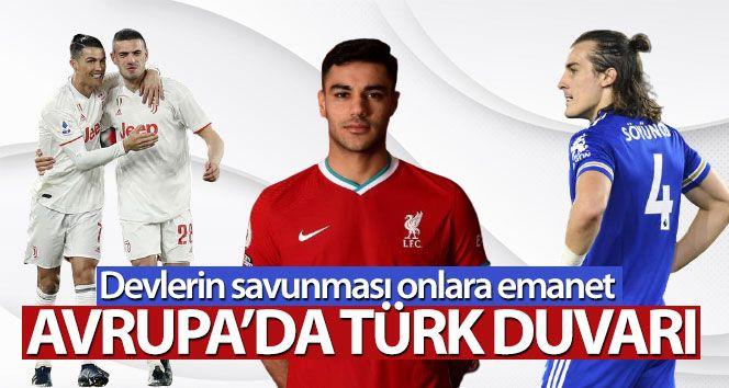 Avrupa devlerinin savunması Türklere emanet!