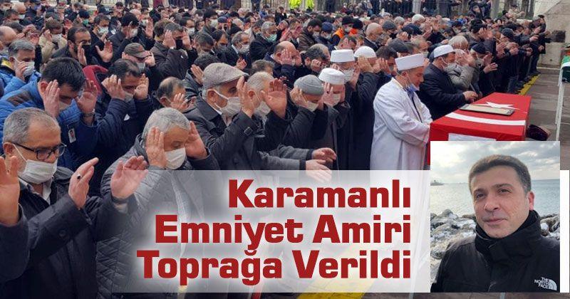 Karamanli Police Chief Buried