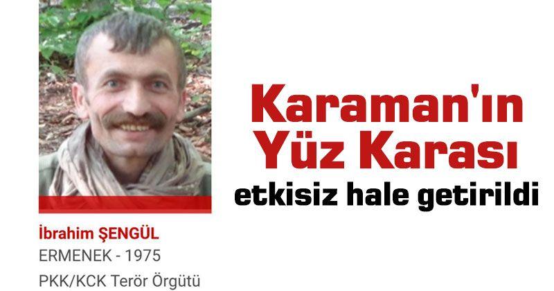 PKK'nın kırmızı kategoride aranan Amanos sorumlusunun Karamanlı olduğu iddiası