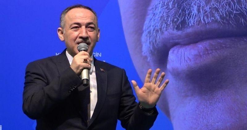 """AK Partili Başkan'dan Rektör Bulu'ya destek: """"Vandalların hakim olduğu ülke olmayacağız"""""""