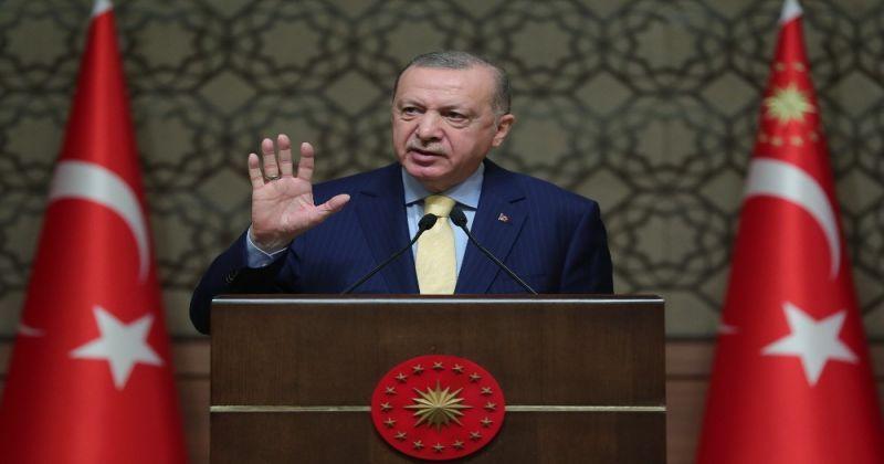 Cumhurbaşkanı Erdoğan, YÖK Anadolu Projesi'ni tanıttı