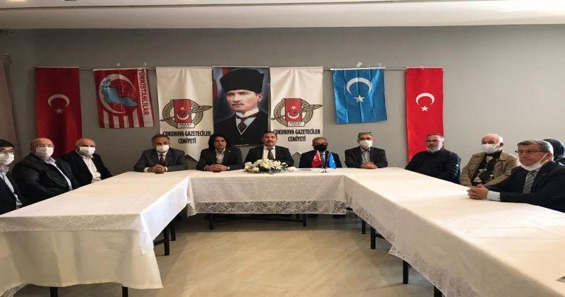 Osman Beg: Doğu Türkistan Türklerine sahip çıkın