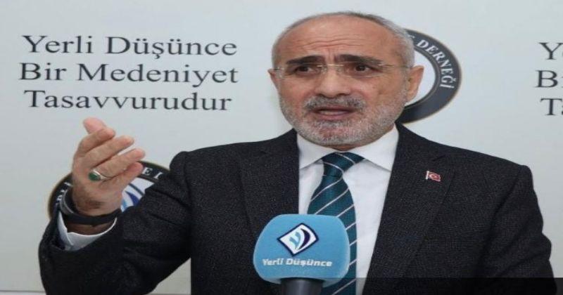"""Topçu'dan Boğaziçi Yorumu: """"Türk Milleti, Emperyalist Oyunların Farkında"""""""