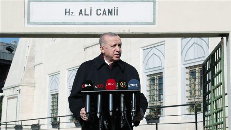 """Cumhurbaşkanı Erdoğan, """"Gezi olaylarıyla aynı yere getiremeyecekler"""""""