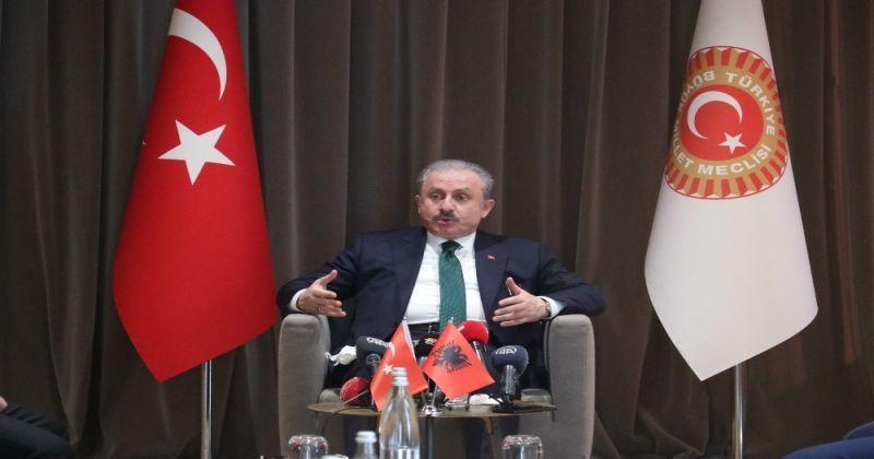 TBMM Başkanı Şentop'tan Anayasa reformu açıklaması