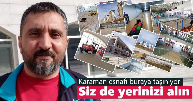Karaman tradesmen move here | Valley Park