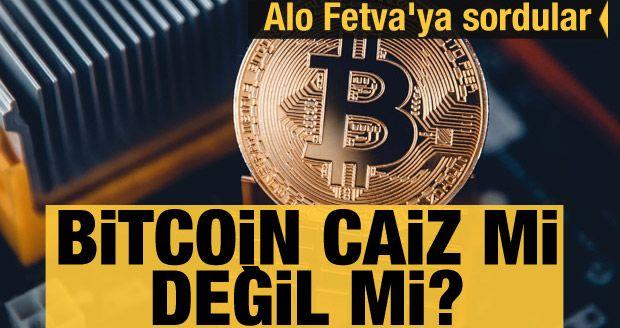 Bitcoin'i Alo Fetva'ya sordular: Bitcoin caiz mi değil mi?