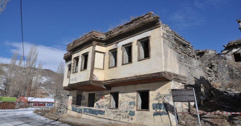 Ahmet Tevfik Paşa Konağı turizme kazandırılacak