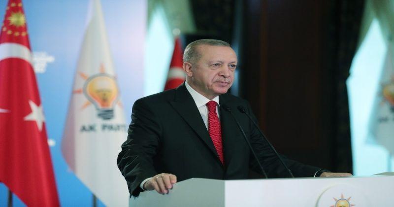 Cumhurbaşkanı Erdoğan: Parçalanmaya başladılar