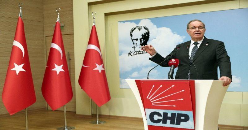 CHP Sözcüsü Öztrak: CHP'yi Cumhur İttifakı ağzıyla suçlayarak partiden ayrılmalarını doğru bulmuyoruz
