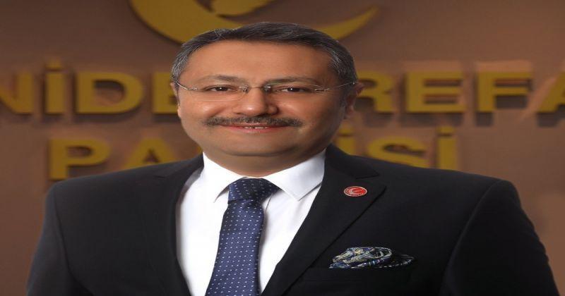 Yeniden Refah Partisi'nden 'Boğaziçi' açıklaması