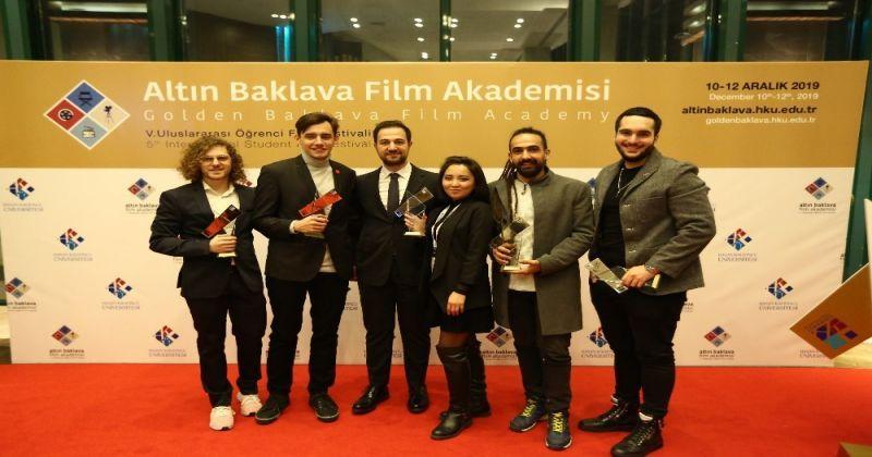 Altın Baklava Film Festivali heyecanı başladı
