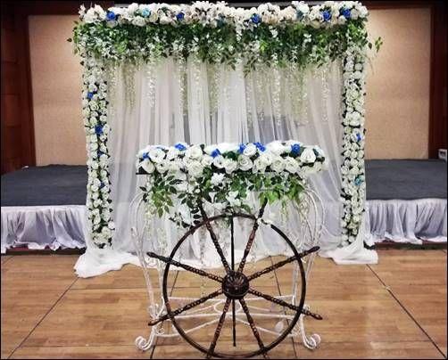 İstanbul Düğün Masası Kiralama