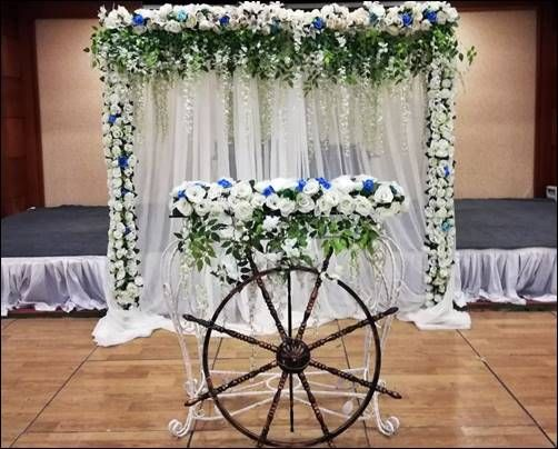 Istanbul Wedding Table Rental