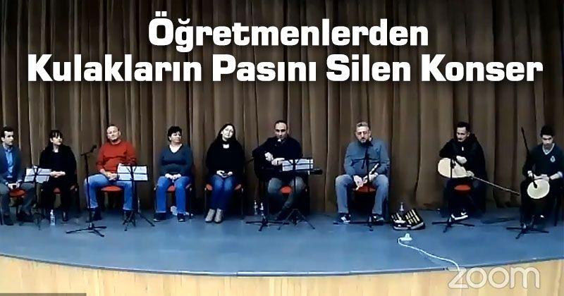Mini Concert for Teachers Erasing the Rust of the Ears