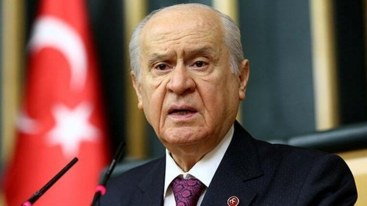 MHP Genel Başkanı Bahçeli, yeniden aday olduğunu açıkladı
