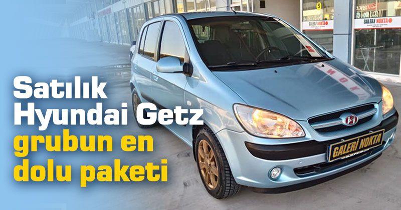 Satılık Hyundai Getzgrubun en dolu paketi
