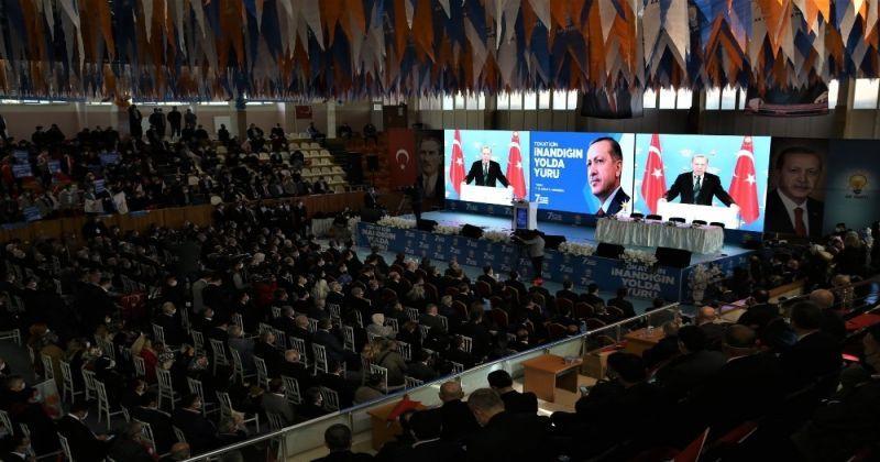 """AK Parti Genel Başkan Yardımcısı Yazıcı: """"Olaylara göre sağa sola savrulan bir parti değiliz"""""""