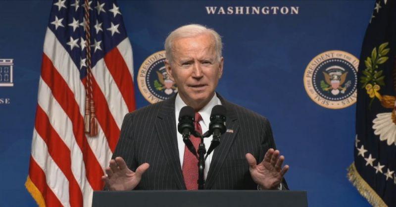 ABD Başkanı Biden'dan Myanmar darbecilerine yaptırım kararı