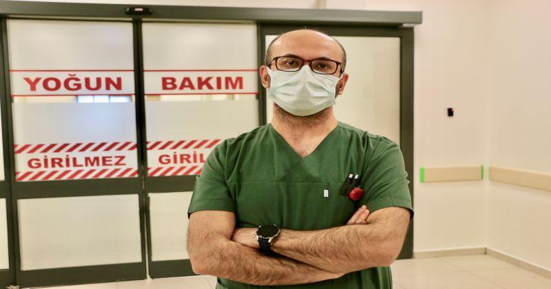Kovid-19 aşısı salgınla mücadele eden sağlıkçılara güç verdi