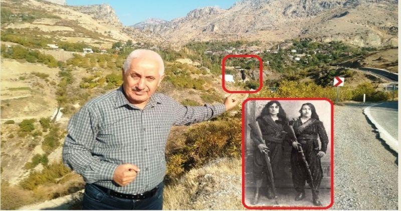 Ermeni kadın militanlar 414 Osmanlı askerini balta ile öldürdü