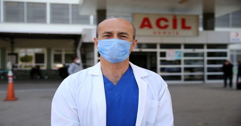 """ÇÜ Acil Tıp Anabilim Dalı Başkanı Prof. Dr. Ahmet Sebe'den, """"balon balığı yemeyin"""" uyarısı"""