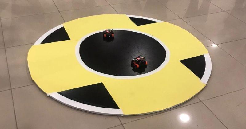Robot Yarışları'nın içeriği zenginleştirilecek