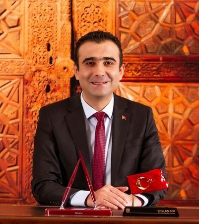Belediye Başkanı Kalaycı'dan Regaib Kandili Mesajı