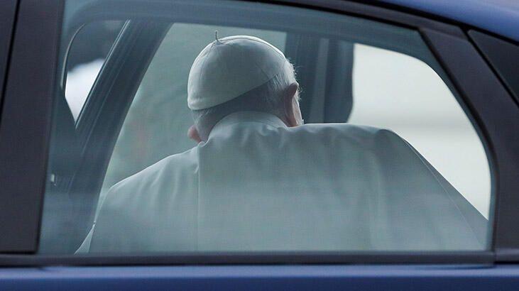 Tarihte ilk! Papa Irak'a gidiyor