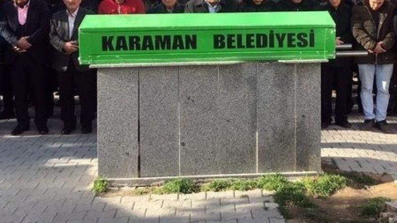 20 Nisan Karaman'da vefat edenler