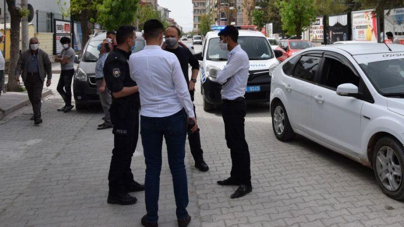 'Hortum almaya çıktık' dediler, 3 bin 150'şer lira ceza yediler