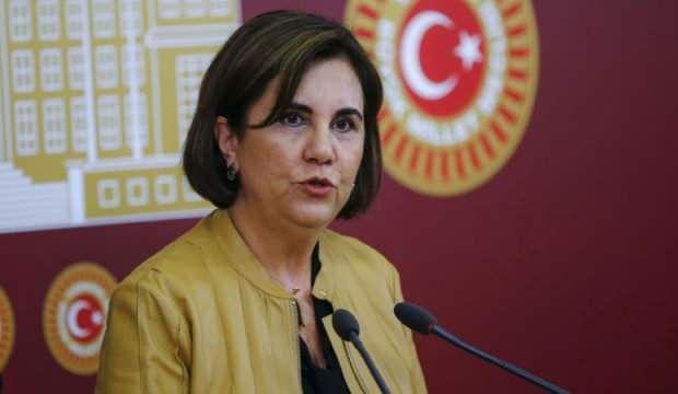Gaye Usluer CHP'den istifa etti