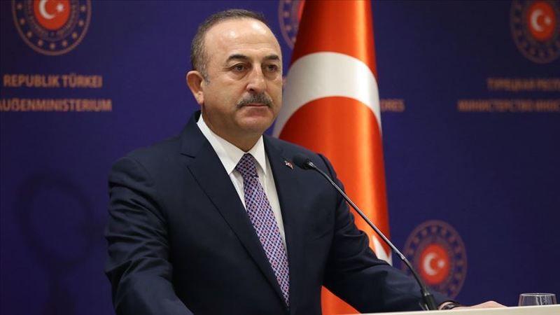 Dışişleri Bakanı Çavuşoğlu'ndan Açıklama