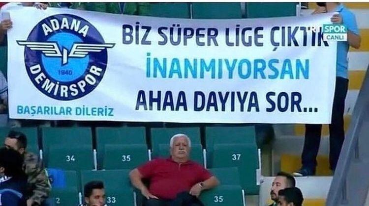 Ali Baba Adana Demirspor Gündeminde
