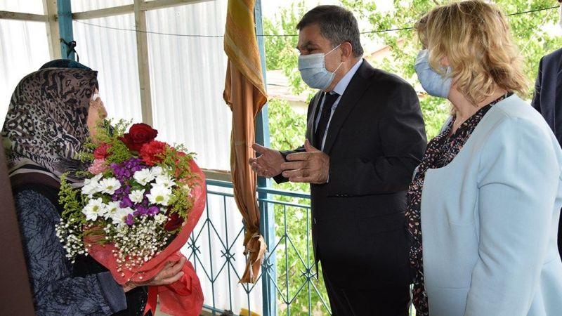 Karaman'da Şehit ve Gazi Anneleri Unutulmadı